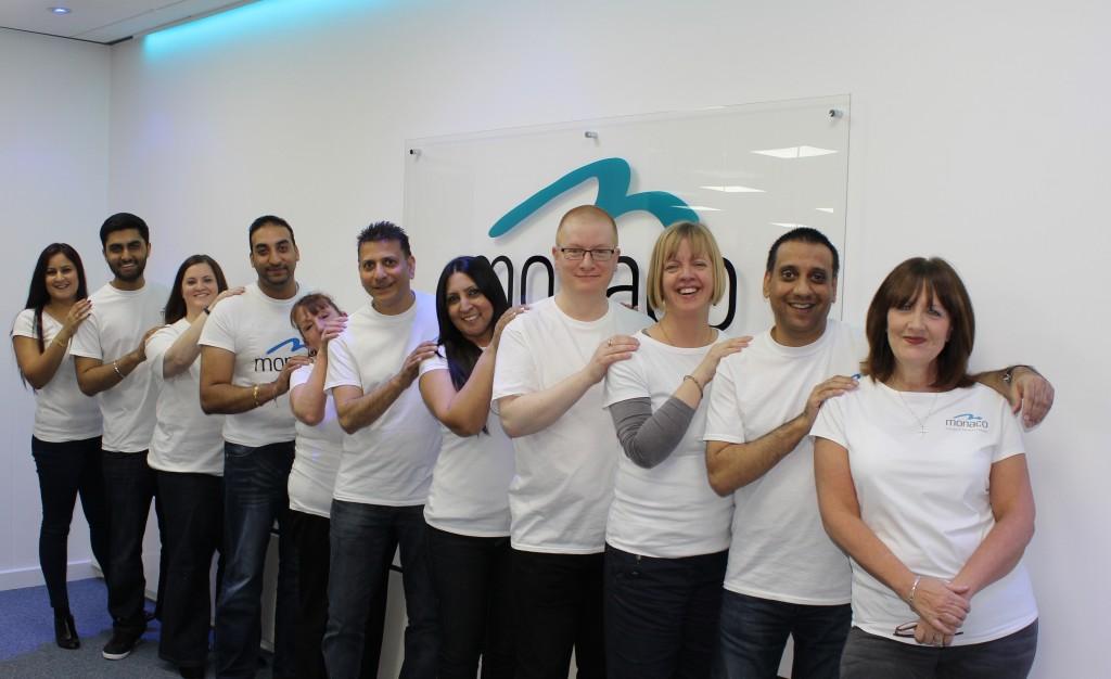 Charity partnership